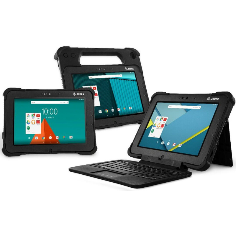 Zebra L10 Rugged Tablet