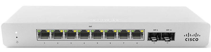 Meraki Switch MS120-8